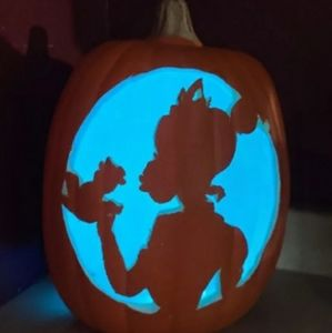 Holiday - Pumpkin princess jack-o-lantern
